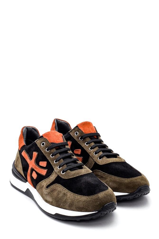 5638347894 Erkek Süet Deri Sneaker
