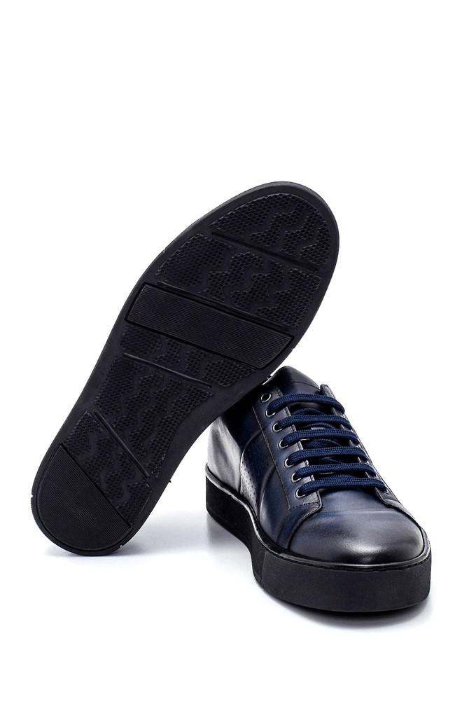 5638347998 Erkek Deri Sneaker