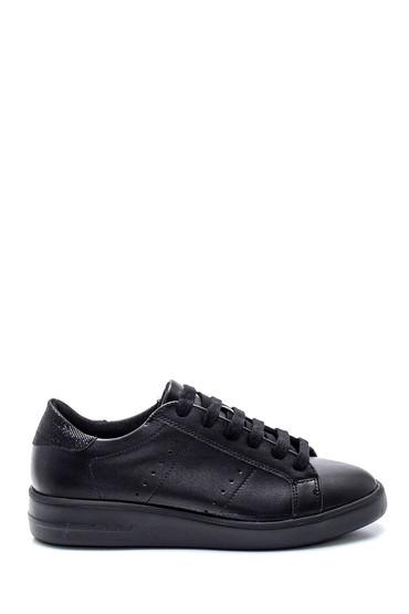 Siyah Kadın Sneaker 5638346852