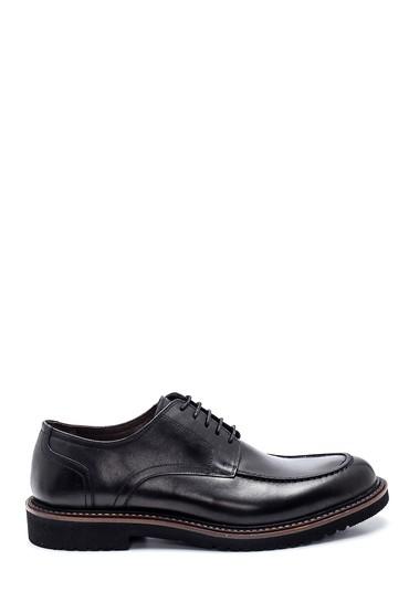 Siyah Erkek Deri Casual Ayakkabı 5638314693