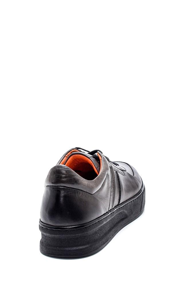 5638320186 Erkek Deri Sneaker