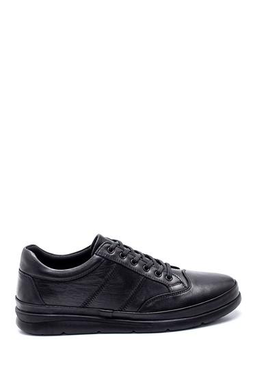 Siyah Erkek Deri Casual Ayakkabı 5638320807