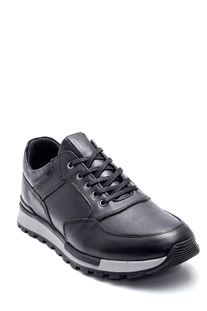 5638320860 Erkek Deri Sneaker