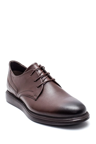 Kahverengi Erkek Deri Casual Ayakkabı 5638323082