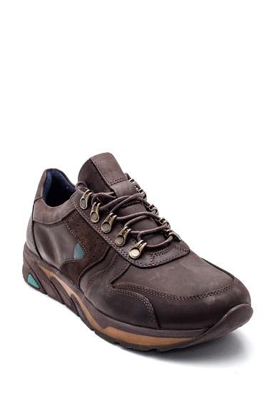 Kahverengi Erkek Deri Casual Ayakkabı 5638324420