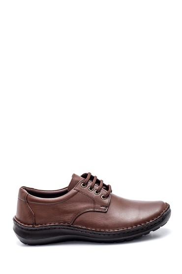 Kahverengi Erkek Deri Casual Ayakkabı 5638324630