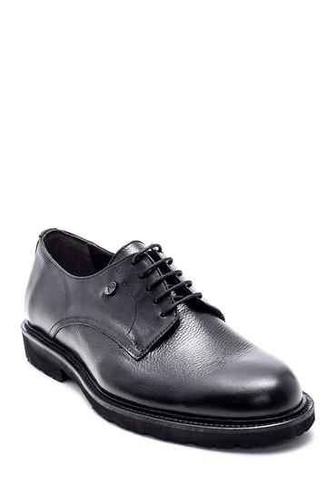 Siyah Erkek Deri Casual Ayakkabı 5638332048