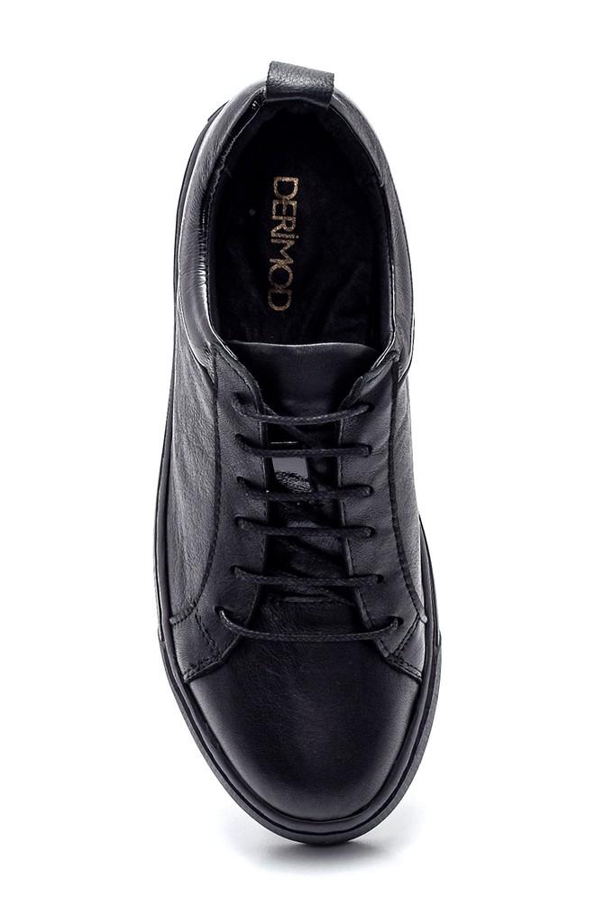 5638334903 Kadın Deri Casual Sneaker