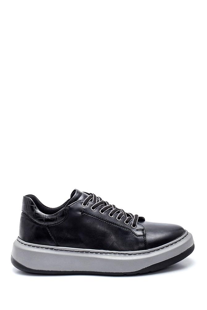 Siyah Erkek Sneaker 5638336609