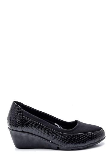 Siyah Kadın Casual Ayakkabı 5638346375