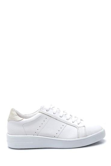 Beyaz Kadın Sneaker 5638346850