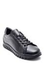 5638348406 Kadın Deri Comfort Ayakkabı