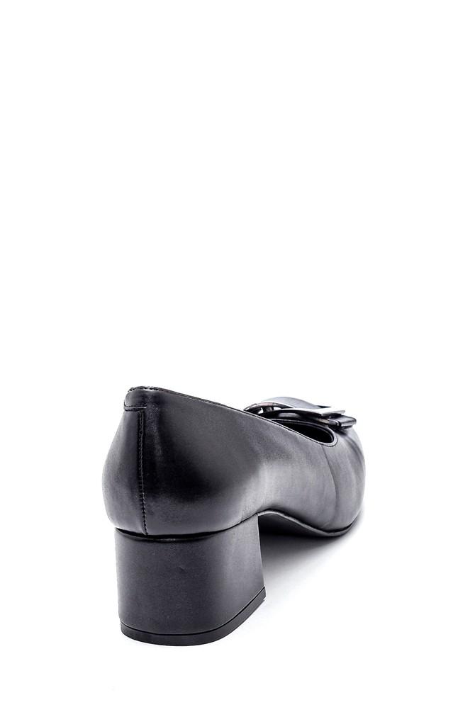 5638353602 Kadın Tokalı Gova Ayakkabı
