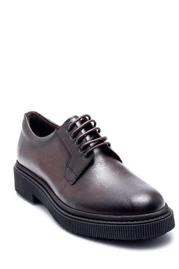 Kahverengi Erkek Deri Casual Ayakkabı 5638317194