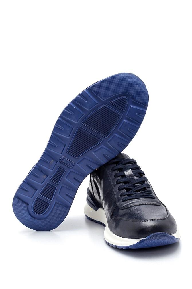 5638317710 Erkek Deri Sneaker