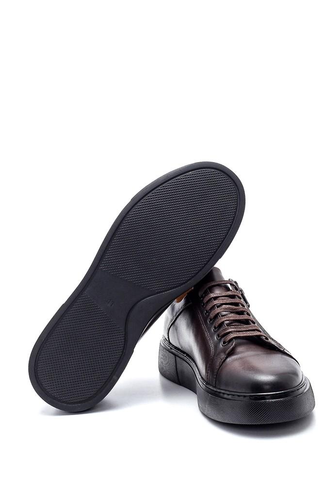 5638327561 Erkek Deri Sneaker