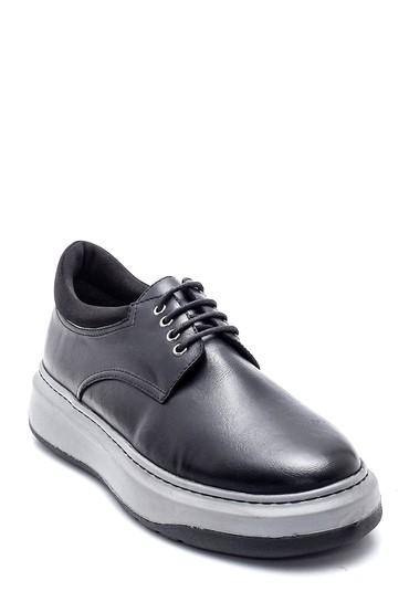 Siyah Erkek Casual Ayakkabı 5638336585