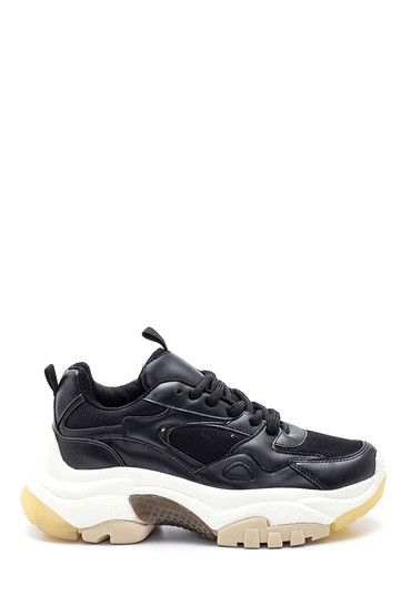 Siyah Kadın Sneaker 5638347233