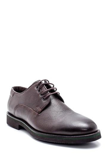 Kahverengi Erkek Deri Casual Ayakkabı 5638309545