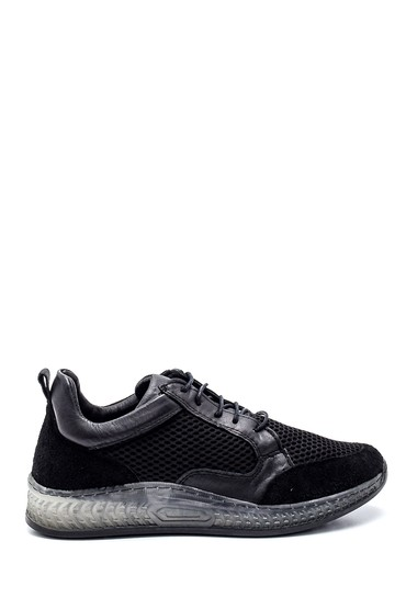 Siyah Kadın Casual Sneaker 5638334991