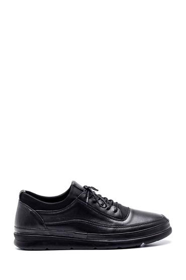 Siyah Erkek Deri Casual Ayakkabı 5638320675