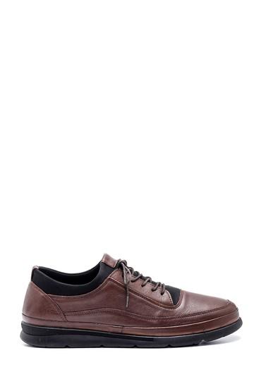 Kahverengi Erkek Deri Casual Ayakkabı 5638320681