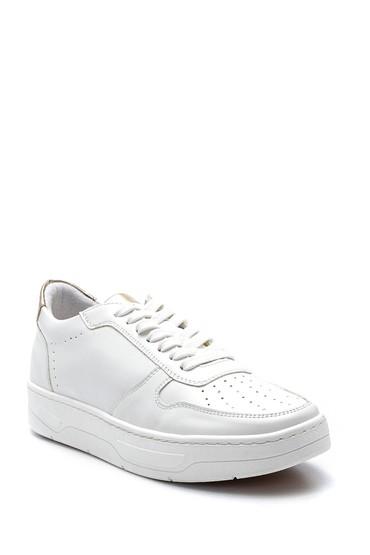 Beyaz Kadın Sneaker 5638328182