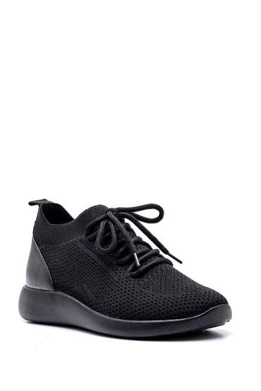 Siyah Kadın Çorap Sneaker 5638343622