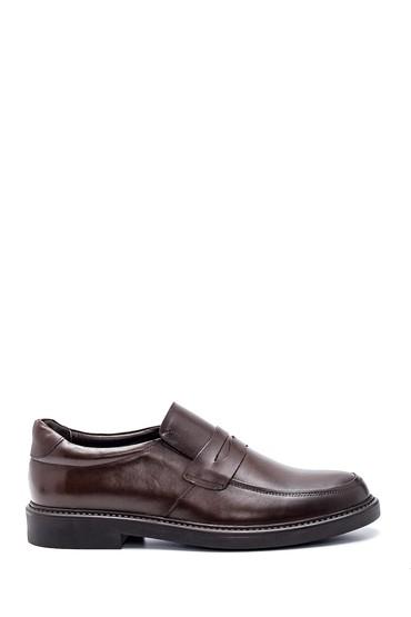 Kahverengi Erkek Deri Casual Loafer 5638318659