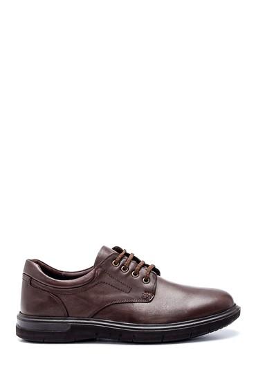 Kahverengi Erkek Deri Casual Ayakkabı 5638324565