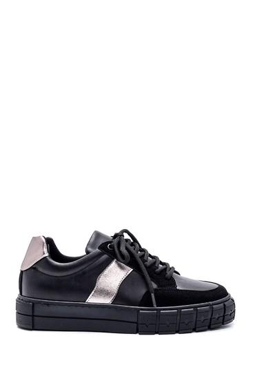 Siyah Kadın Sneaker 5638347576