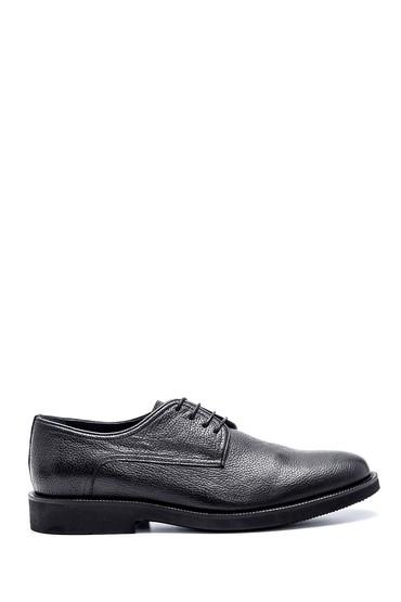 Siyah Erkek Deri Casual Ayakkabı 5638347962