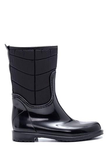 Siyah Kadın Yağmur Uzun Bot 5638375982