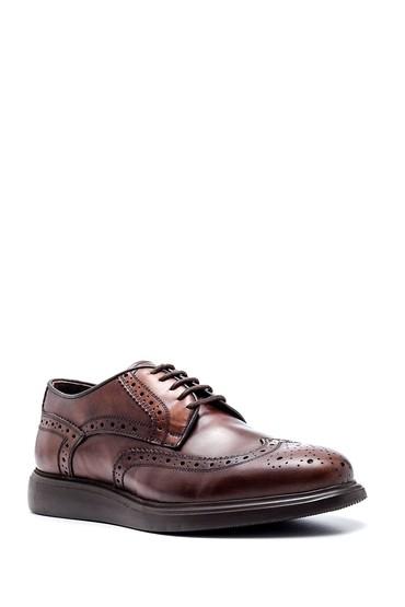 Kahverengi Erkek Deri Casual Ayakkabı 5638313317