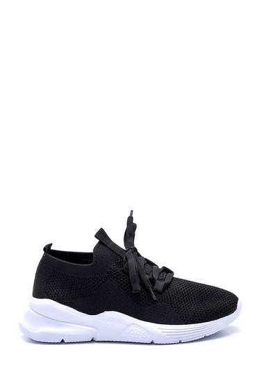 Siyah Kadın Çorap Sneaker 5638347113