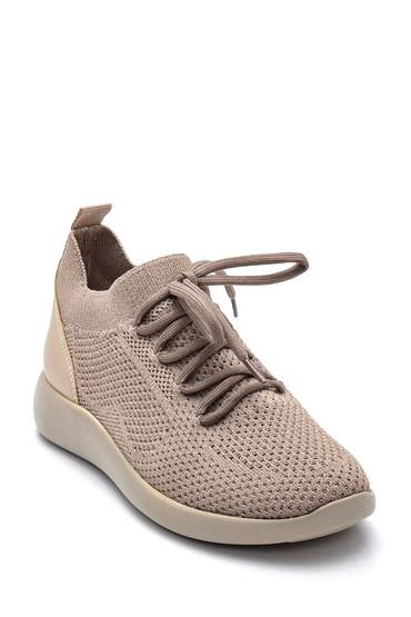 Bej Kadın Çorap Sneaker 5638367827