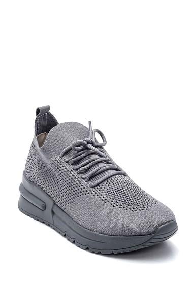 Gri Kadın Çorap Sneaker 5638375961